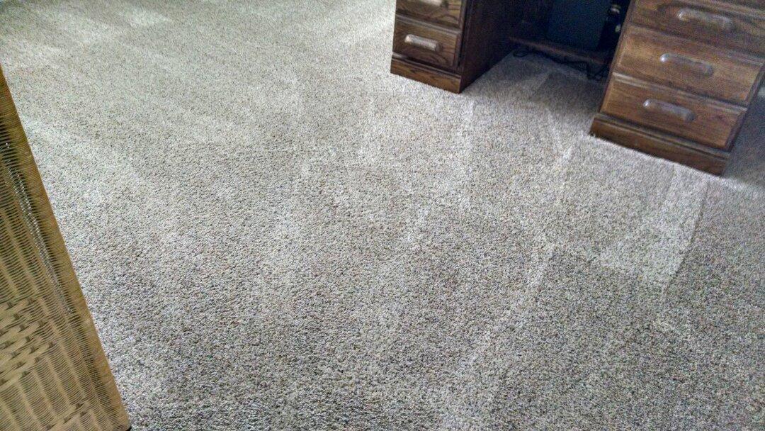 Chandler, AZ - Cleaned carpet for a new PANDA family in Chandler AZ 85286.