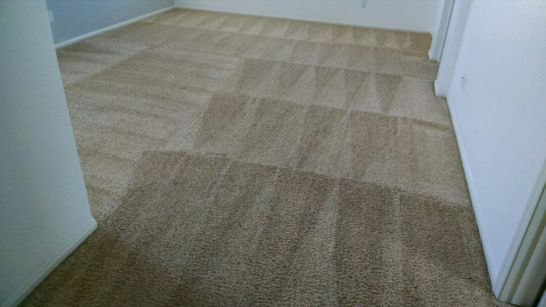 Gilbert, AZ - Cleaned carpet for a new PANDA family in Copper Ranch, Gilbert AZ 85296.
