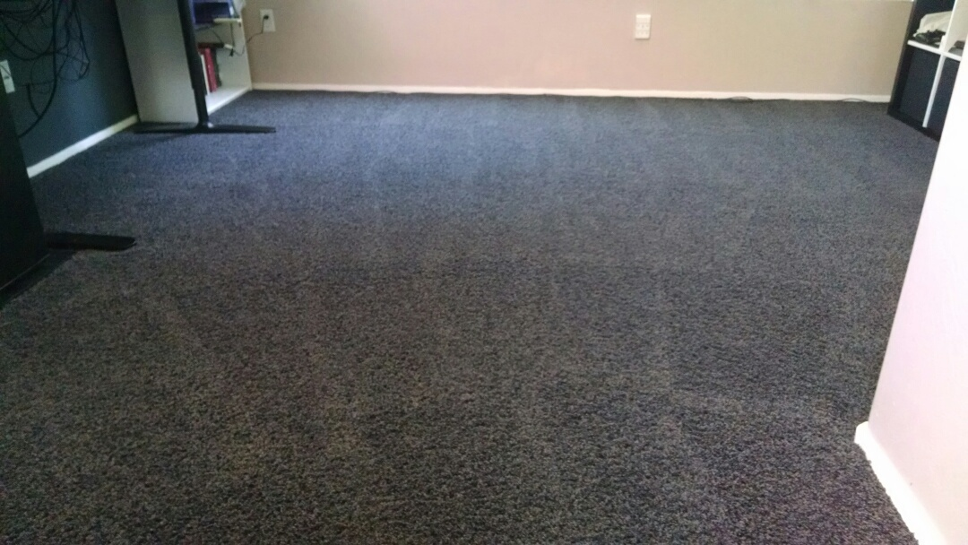 Cleaned carpet for a new PANDA family in The Gardens, Gilbert AZ 85296.