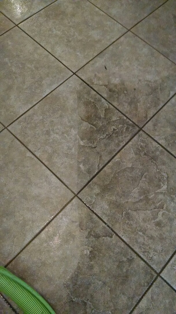 Cleaned & sealed tile and grout for a regular PANDA family in Chandler AZ 85225.