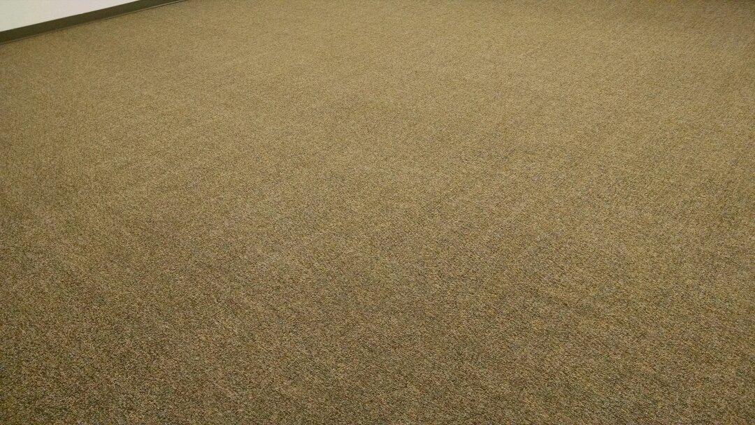 Gilbert, AZ - Cleaned commercial carpet for a regular PANDA customer in Gilbert AZ 85233.