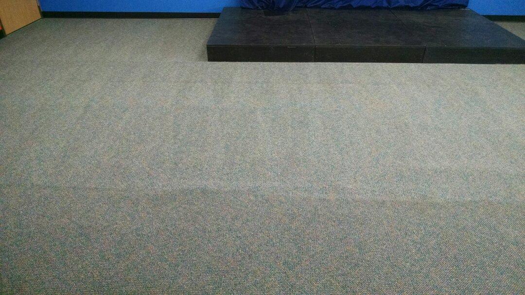 Gilbert, AZ - Cleaned commercial carpet for 2 days, for a regular PANDA customer in Gilbert AZ 85234