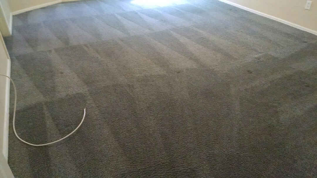 Mesa, AZ - Cleaned carpet, tile and grout in a rental property for a regular PANDA family in Mesa AZ 85209.