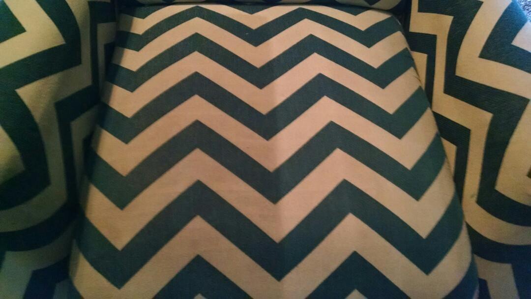Gilbert, AZ - Cleaned carpet and upholstery for a regular PANDA family in Gilbert AZ 85295.