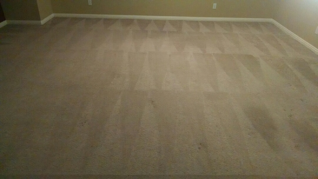 Cleaned carpet and tile & grout for a new PANDA family in Queen Creek AZ 85142.