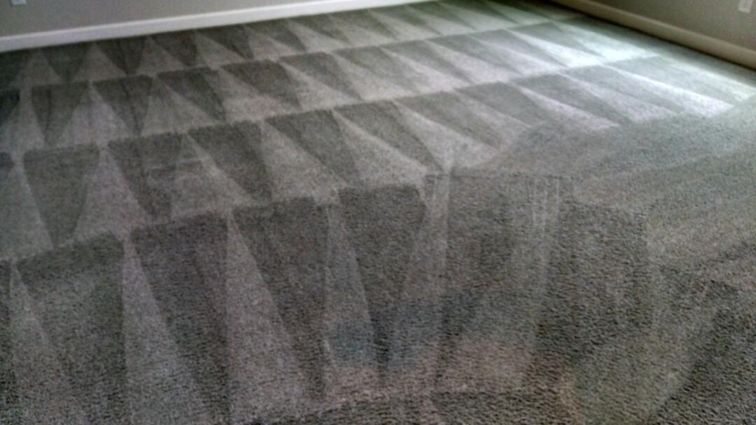 Gilbert, AZ - Cleaned carpet for a new PANDA customer in The Bridges, Gilbert AZ 85298.