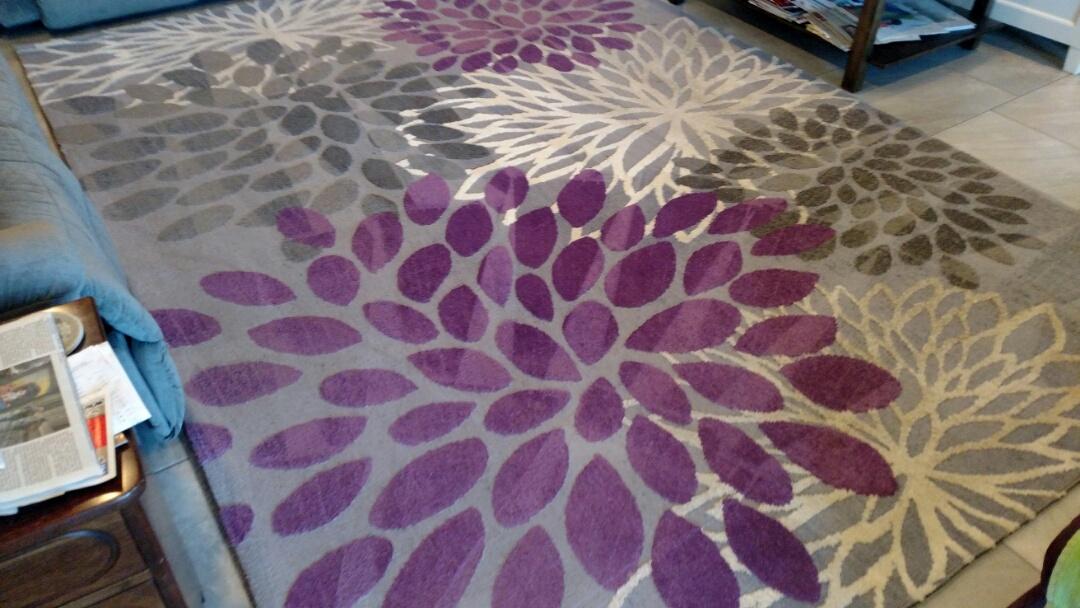 Gilbert, AZ - Cleaned carpet for a regular PANDA customer in Marbella Vineyards, Gilbert AZ 85298.
