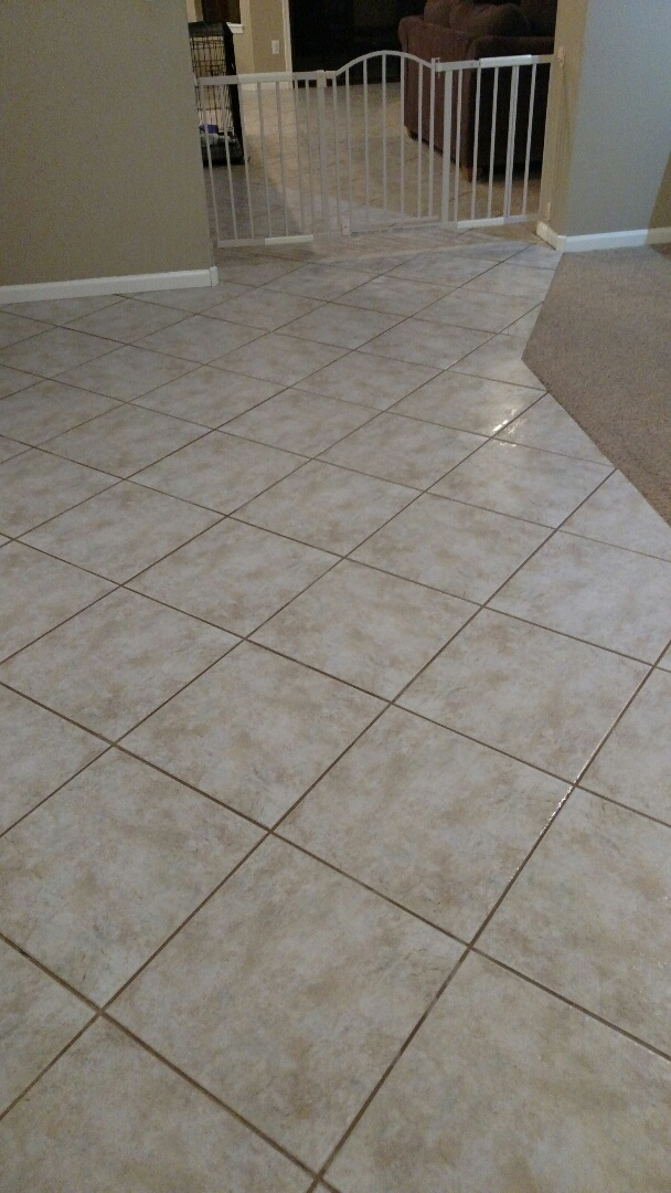 Chandler, AZ - Cleaned carpet for a regular PANDA family in Chandler AZ 85226.