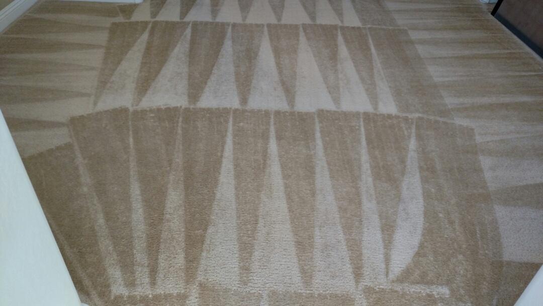 Cleaned carpet for a new PANDA family in Chandler AZ 85248.