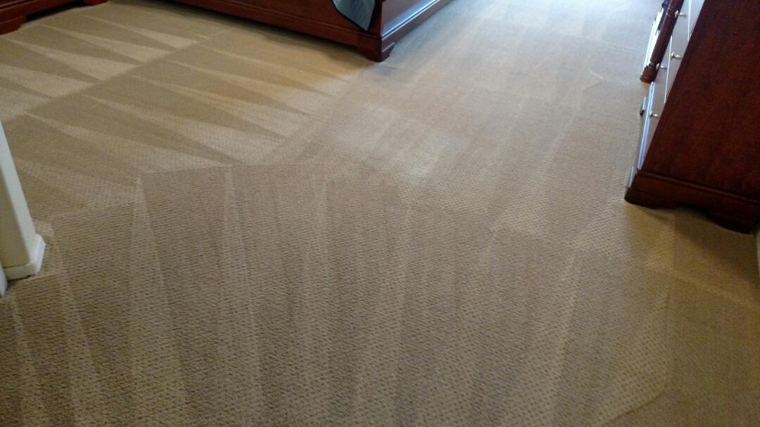 Gilbert, AZ - Cleaned carpet for a regular PANDA family in Gilbert AZ 85296.