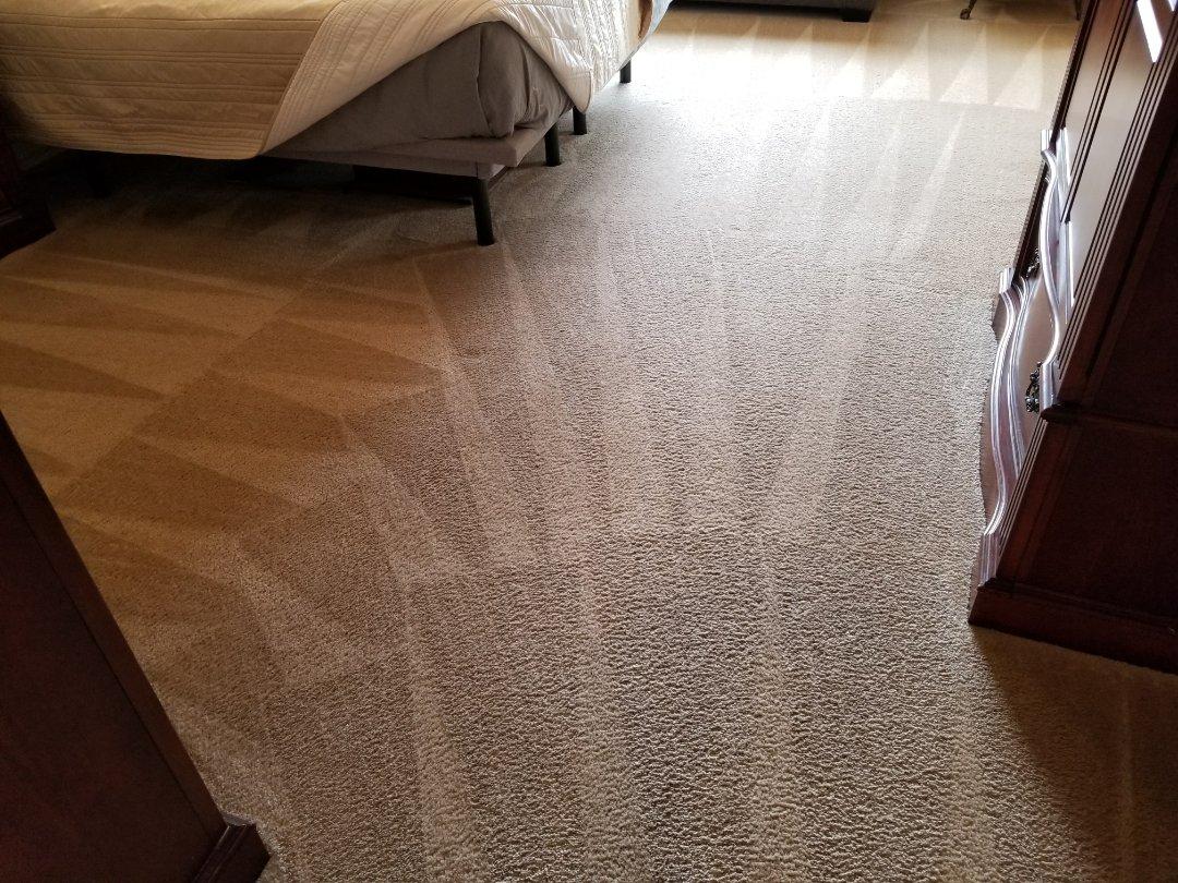 Cleaned carpet for a regular PANDA family in Casa Grande AZ 85122.