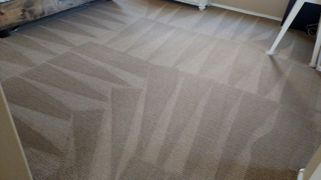 Cleaned carpet for a new PANDA family in The Gardens, Gilbert, AZ 85296.