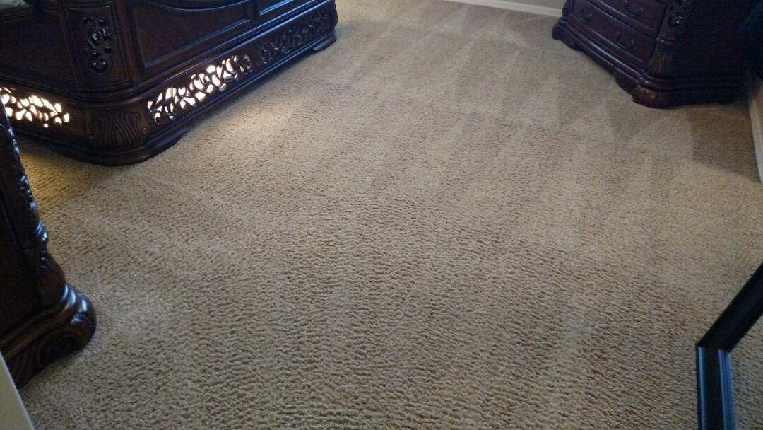 Gilbert, AZ - Cleaned carpet for a regular PANDA family in Spectrum Estates, Gilbert, AZ 85297.