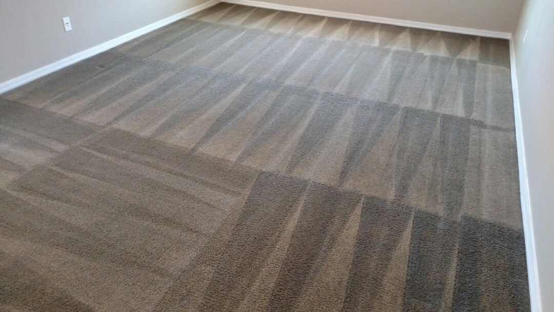 Cleaned carpet, tile & grout for a new PANDA customer in Lyons Gate, Gilbert, AZ 85295.
