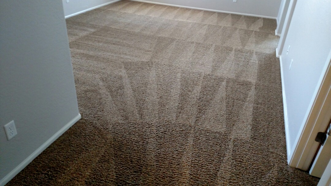 Gilbert, AZ - Cleaned carpet for a new PANDA family in Copper Square, Gilbert, AZ 85296.