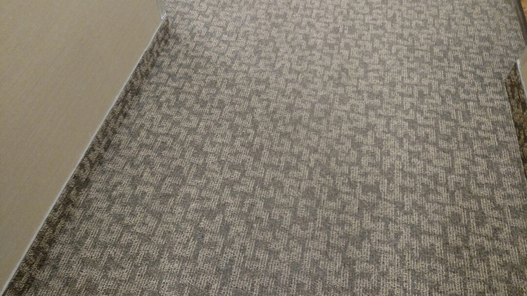 cleaned commercial carpet for a regular Panda customer with multiple Valley locations, this one in Mesa, AZ 85206.