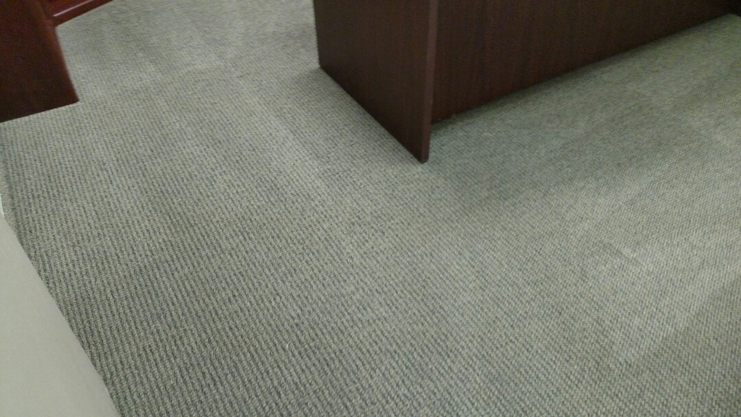 Cleaned commercial carpet for a new PANDA commercial client in Mesa, AZ 85210.