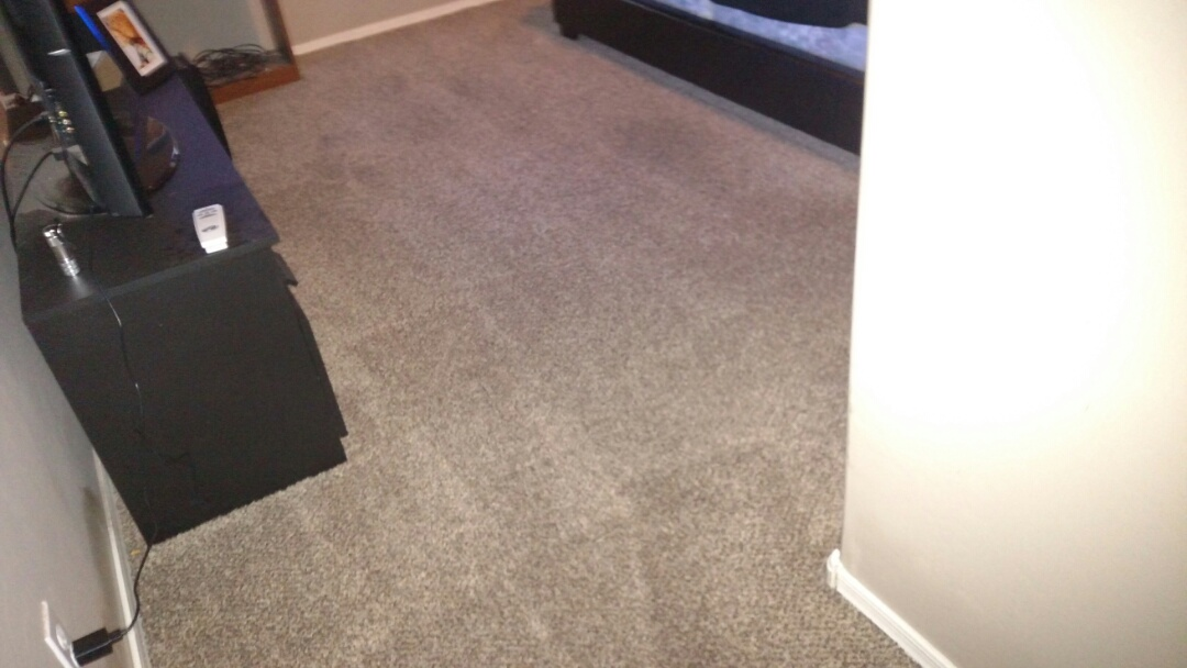 Chandler, AZ - Cleaned carpet and upholstery for a new PANDA customer and Chandler, AZ 85286.