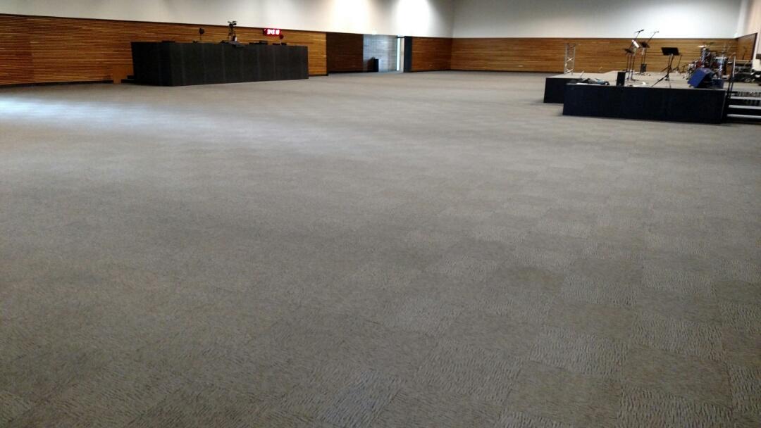 Gilbert, AZ - Cleaned 12000sf of commercial carpet for a regular PANDA customer in Gilbert, 85233.