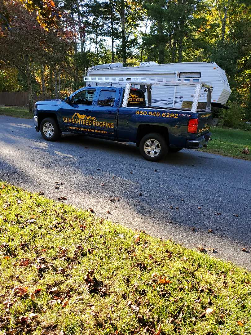 Plainfield, CT - Roof job