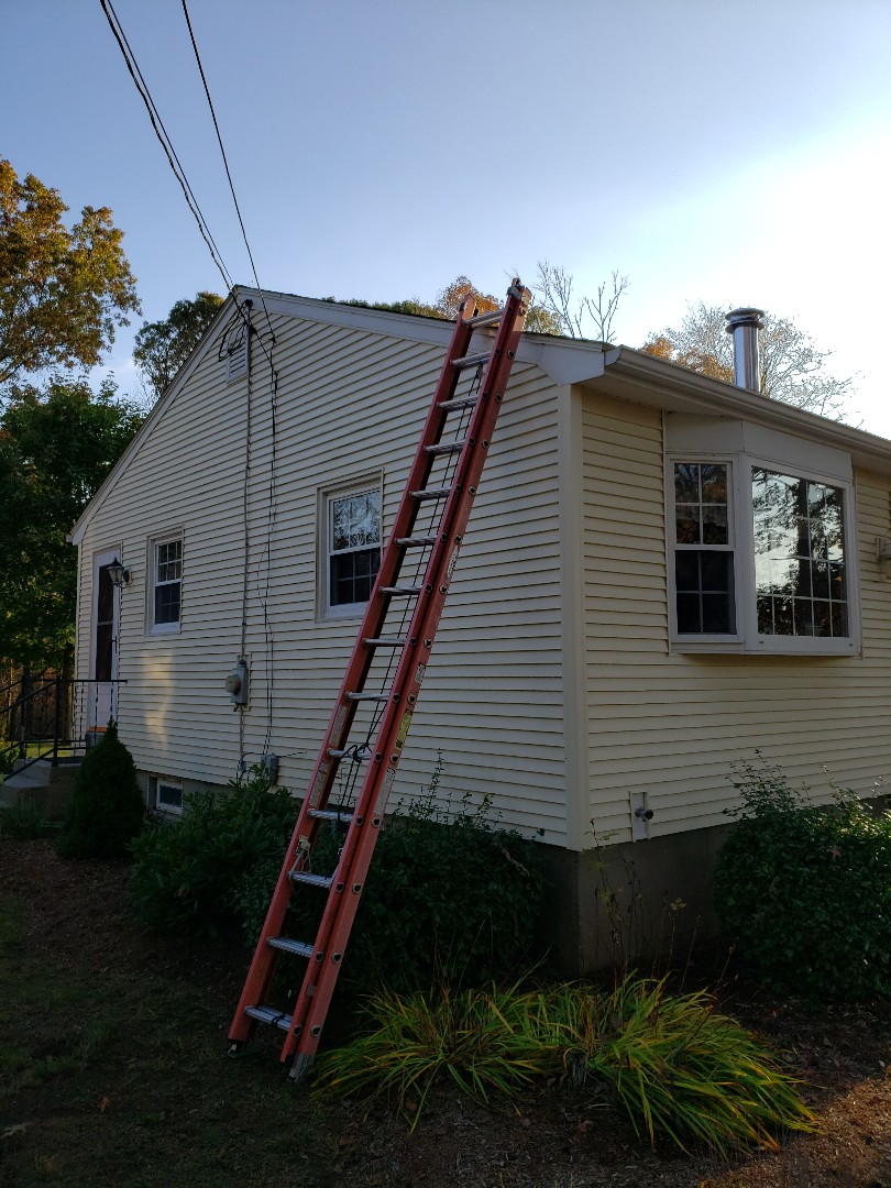 Preston, CT - Roof inspection/repair