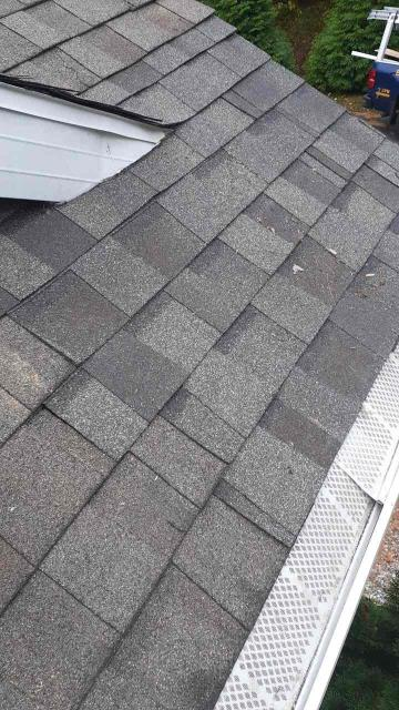 Tolland, CT - Roof repair in Tolland CT