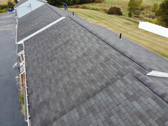 Woodstock, CT - Roof inspection and repair in Woodstock CT