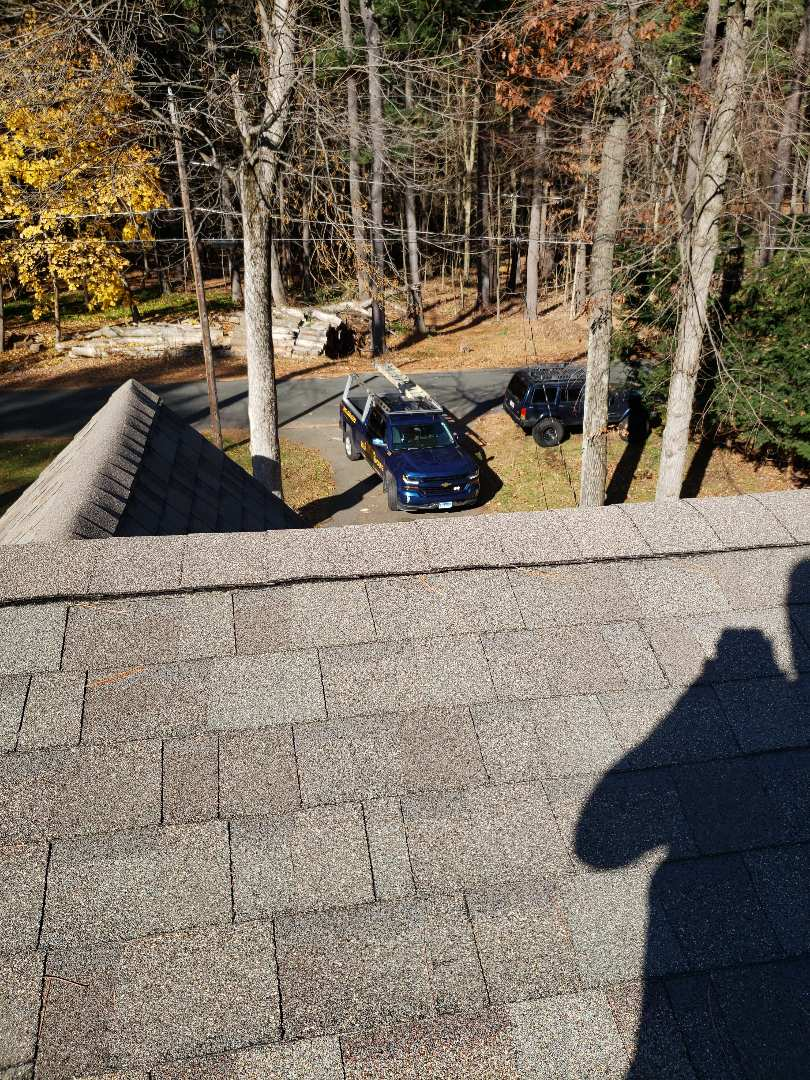 Somers, CT - Roof repair