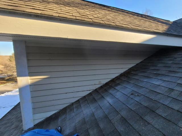 Norwich, CT - Roof and siding repair in Norwich, CT