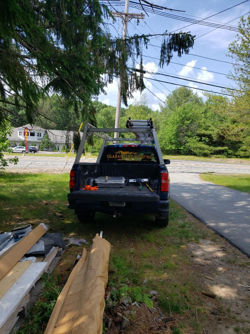 Foster, RI - Roof and siding