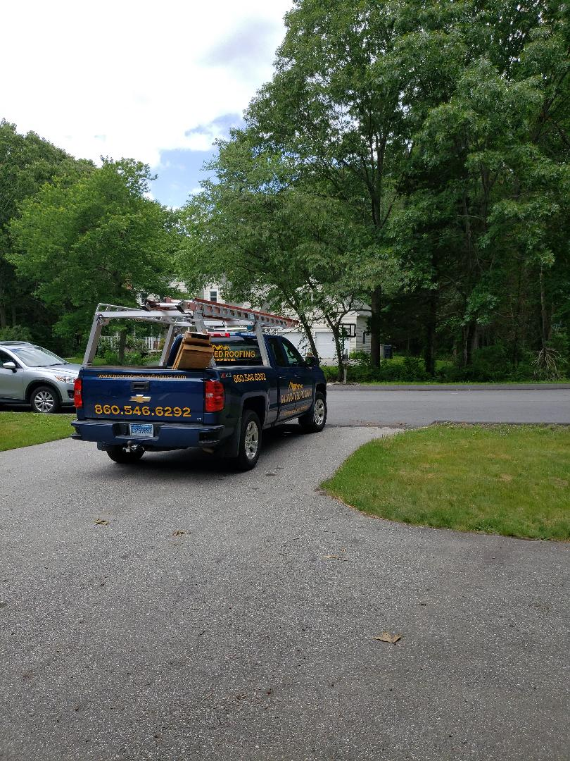 Griswold, CT - Roof