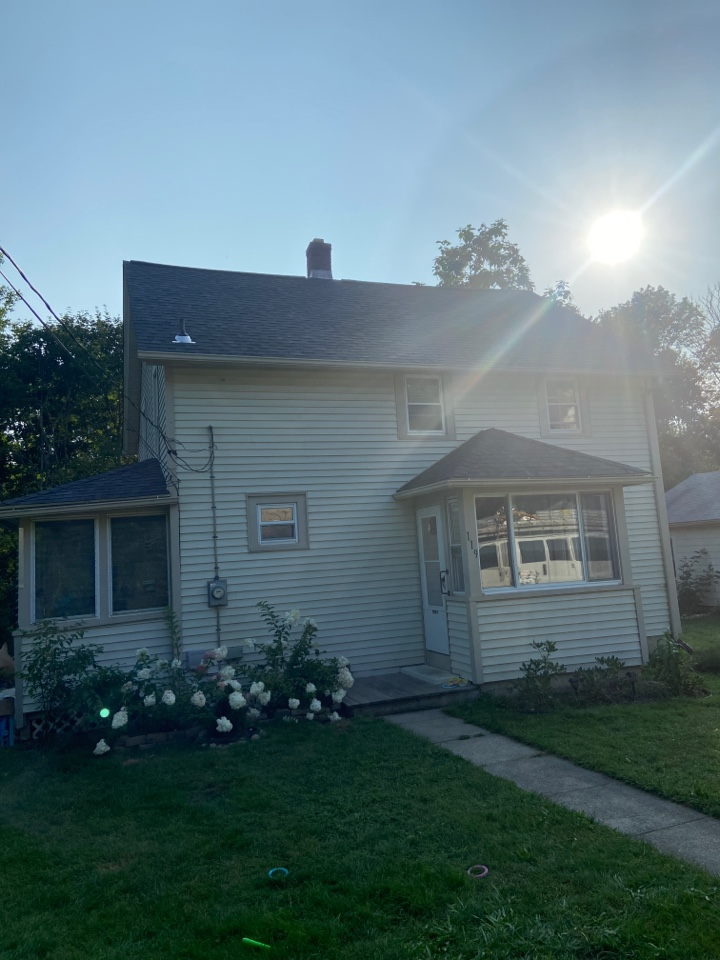 Plainfield, CT - New roof in Plainfield, CT