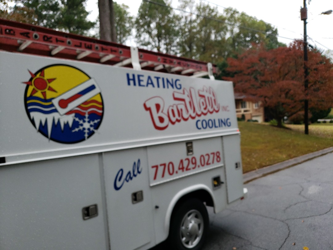 Smyrna, GA - Heat maintainence