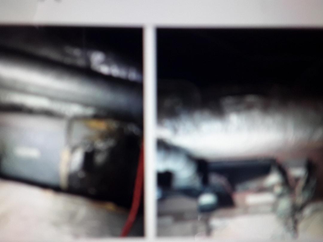 Powder Springs, GA - Performed Heat Maintenance on a 36yrs old Ruud Furnace. Marietta