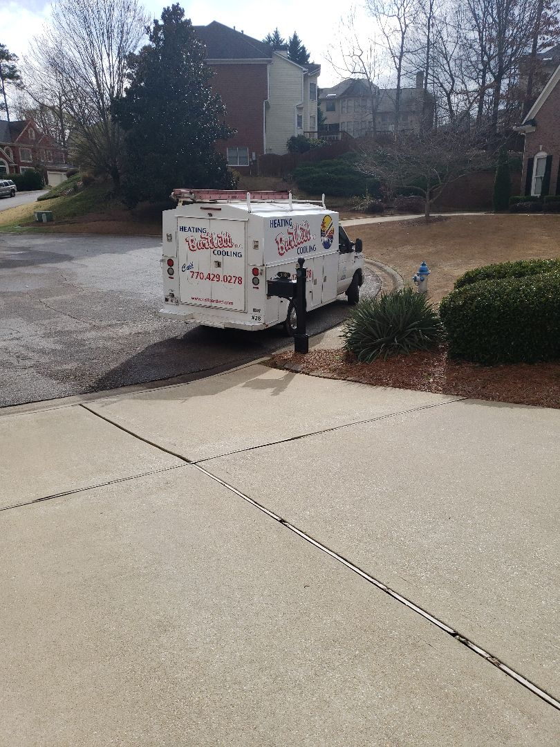 Mableton, GA - Heat repair