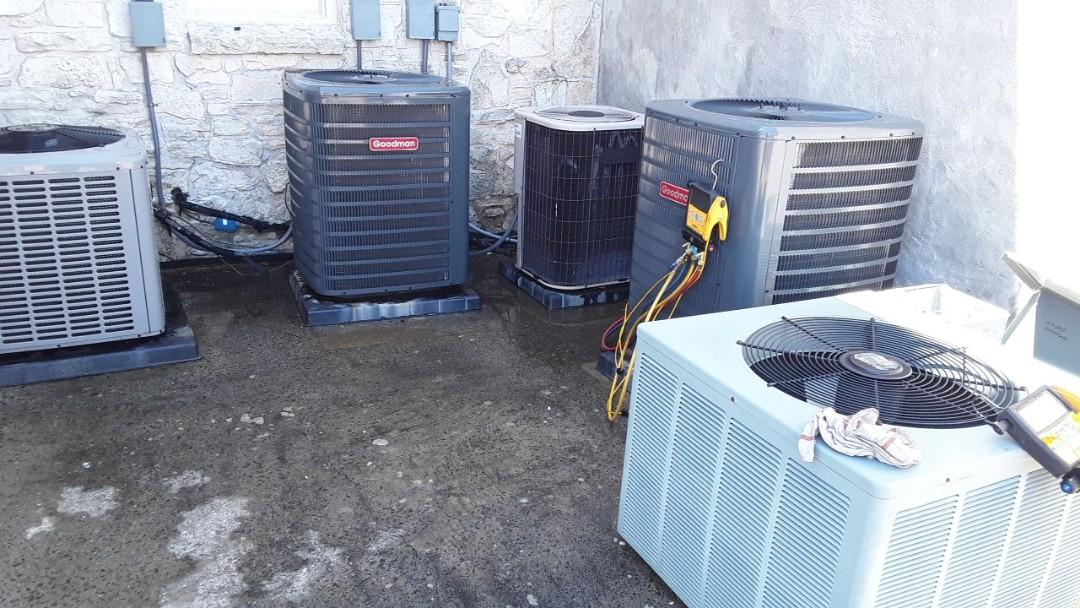 Kennesaw, GA - Performed AC Maintenance.  Kennesaw.