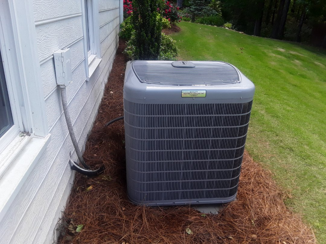 Acworth, GA - Performed AC Maintenance on 2 Carrier Condensing Units  Acworth