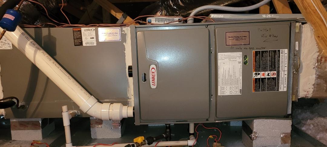 Powder Springs, GA - Performed Heat Maintenance on 2 Bryant furnaces. Powder Springs