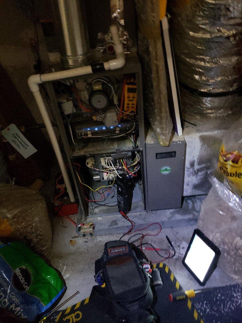 Smyrna, GA - Furnace inspection