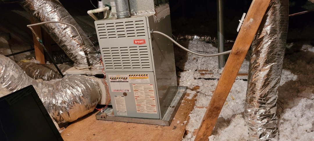 Powder Springs, GA - Performed Heat Maintenance on a Carrier and a Goodman systems. Powder Springs
