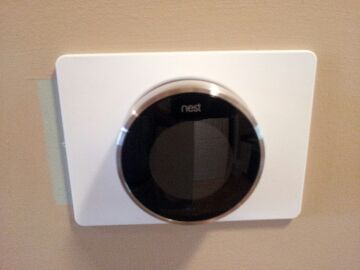 Brookhaven, GA - Another Bartlett Customer Enjoying the Many Benefits of the Nest Learning Thermostat