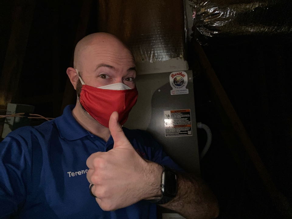 Smyrna, GA - Heat maintenance on Lennox air handlers in Smyrna, ga