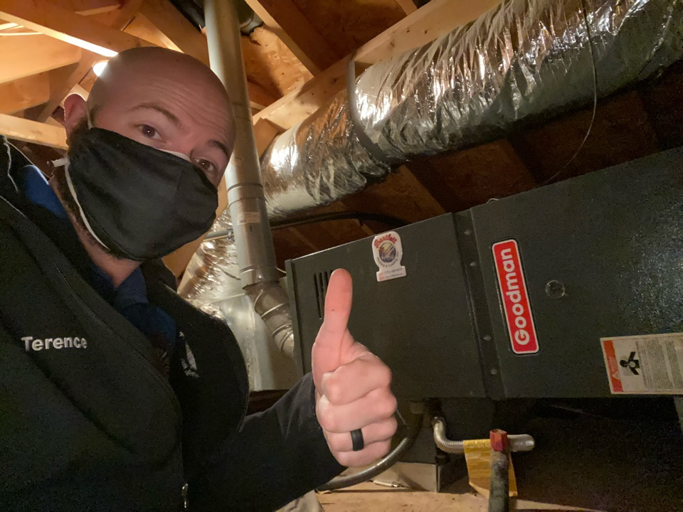 Smyrna, GA - Heat maintenance on Amana furnaces