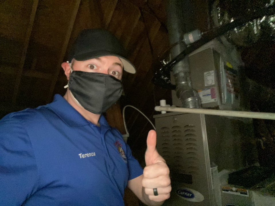 Smyrna, GA - Heat maintenance on Carrier furnaces in Smyrna, Ga