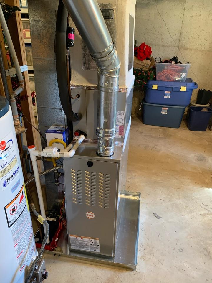 Powder Springs, GA - Performed 2 system Heat maintenance.