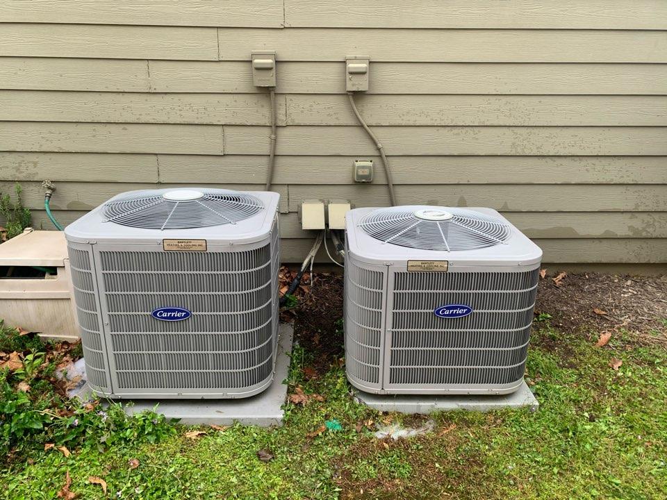 Kennesaw, GA - Performed 2 system AC maintenance