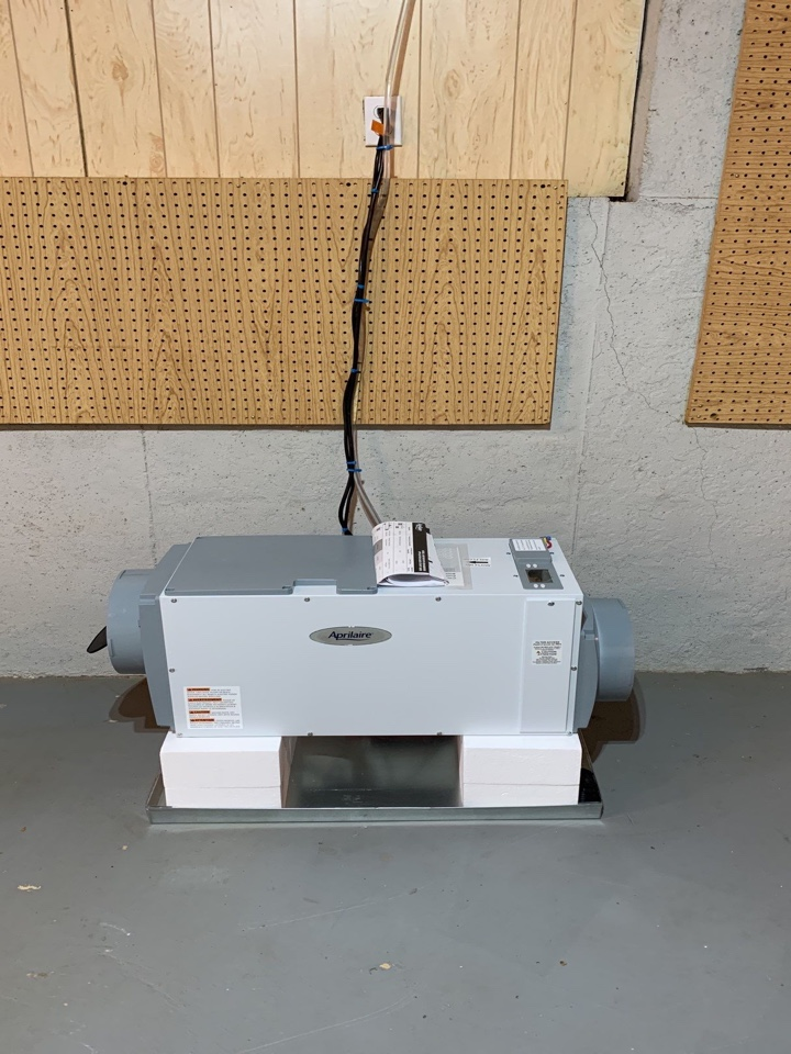 Powder Springs, GA - Install new Aprilaire Dehumidifier