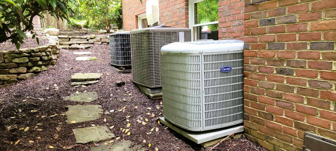 Powder Springs, GA - Performed AC Maintenance on 2 Carrier, York and Gibson Condensing Units. Marietta