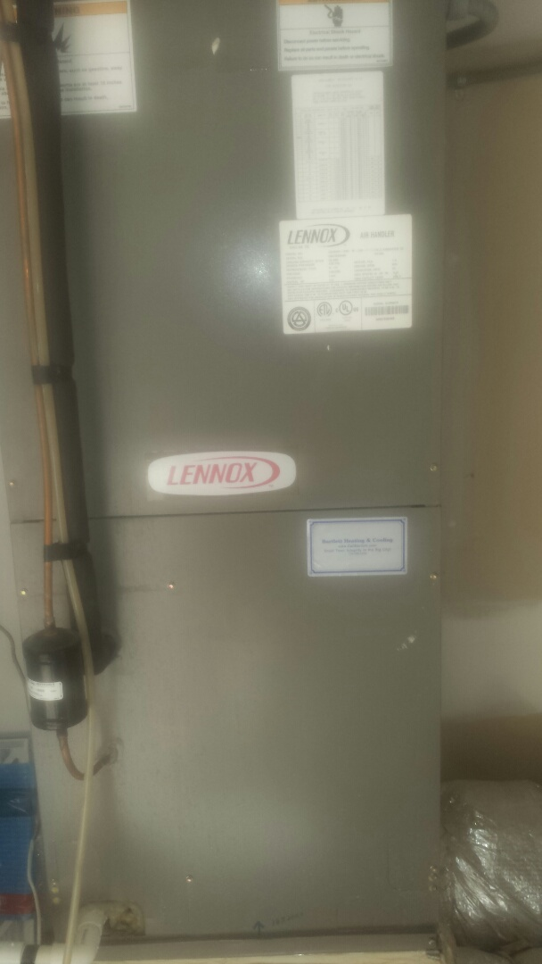 Dunwoody, GA - Tune up service on two systems  one gas furnace equipped with humidifier  & one heat pump systems