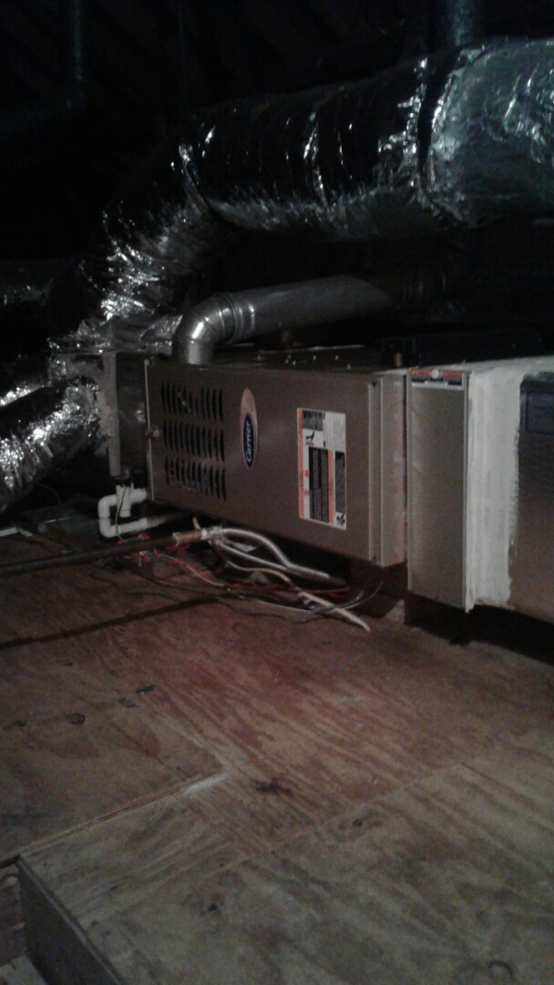 Dunwoody, GA - Carrier gas Furnace maintain